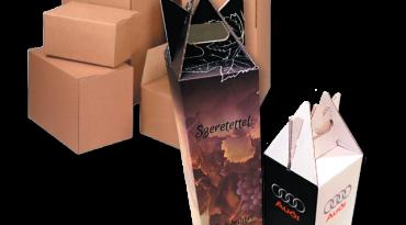 Egyedi doboz termékek