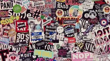 Sticker, Label Printing